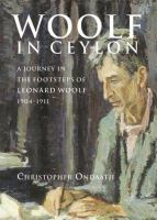 Woolf in Ceylon