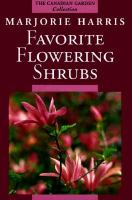 Favorite Flowering Shrubs