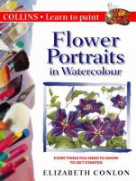 Flower Portraits In Watercolour