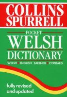 The Collins-Spurrell Welsh Dictionary