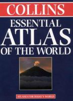 Collins Essential Atlas of the World