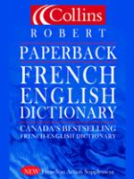 Collins Robert Paperback Dictionary