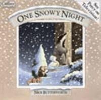 One Snowy Night