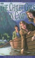 The Chalet Girls In Camp (#8)