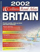 Collins Road Atlas Britain 2002