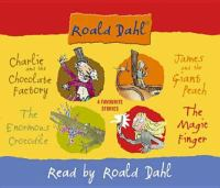Roald Dahl Reads 4 Favourite Stories