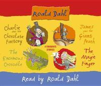 Roald Dahl Reads Four Favourite Stories