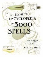 The Element Encylopedia of 5000 Spells