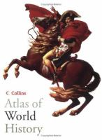 Collins Atlas of World History