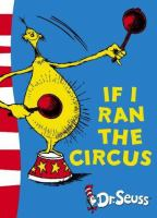 If I Ran The Circus