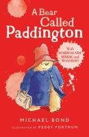 A bear called Paddington