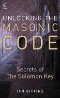 Unlocking the Masonic Code