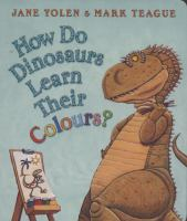 How Do Dinosaurs Learn Colours?