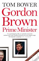 Gordon Brown, Prime Minister