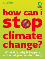 How Can I Stop Climate Change?