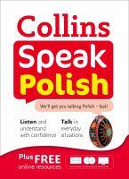 Collins Speak Polish