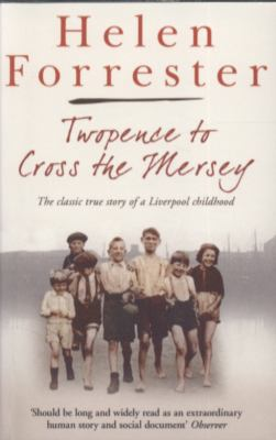 Cover image for Twopence to Cross the Mersey