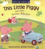 This Little Piggy And Other Nursery Favourites