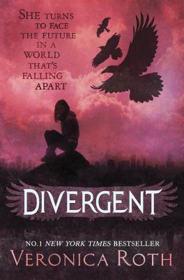 Book Cover - Divergent