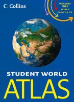 Collins Student World Atlas