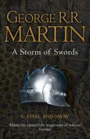 A Storm of Swords: Steel and Snow, Part 1