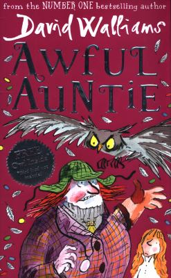 Cover image for Awful Auntie
