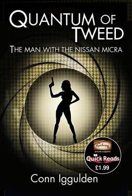 Quantum of Tweed cover