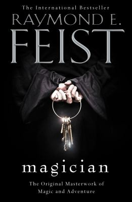 Cover image for Magician