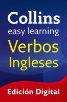 Collins easy learning verbs