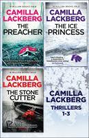 3 Swedish Crime Thriller Novels