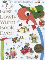 Richard Scarry's Best Lowly Worm Book Ever!