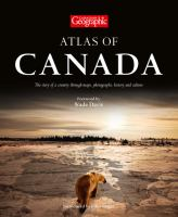 Canadian Geographic Atlas of Canada
