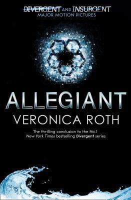 Book Cover - Allegiant