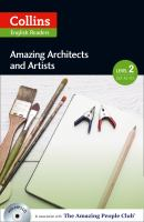 Amazing Architects and Artists