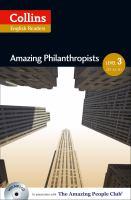 Amazing Philanthropists