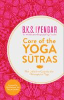 Core of the Yoga Sūtras