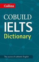 IELTS Dictionary