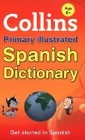 Collins Primary Illustrated Spanish Dictionary