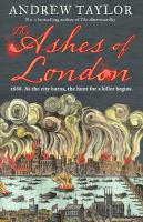 BOOK CLUB BAG : Ashes of London