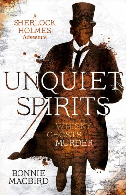 Cover image for Unquiet Spirits