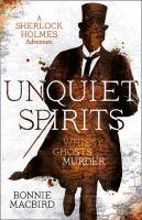 Unquiet Spirits