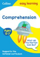 Easy Learning Comprehension