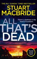 Media Cover for All That's Dead