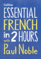 Essential French in 2 Hours