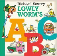 Richard Scarry Lowly Worm's ABC