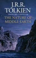 Nature of Middle-Earth
