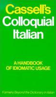 Cassell's Colloquial Italian