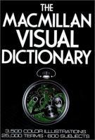 The Macmillan Visual Dictionary