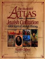 The Illustrated Atlas of Jewish Civilization