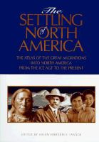The Settling of North America
